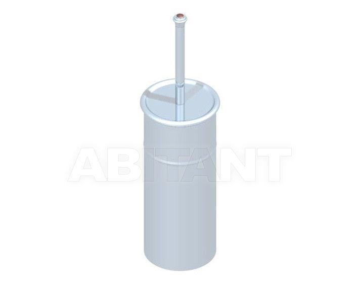 Купить Щетка для туалета THG Bathroom A1U.4700C Cheverny red Jasper