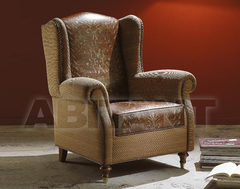Купить Кресло Pigoli Salotti Upper-class NAXOS Bergere
