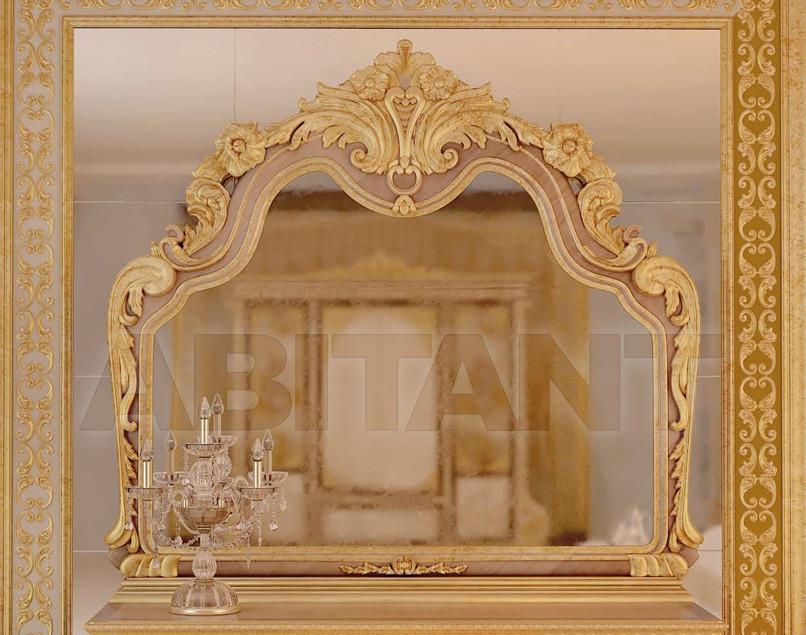 Купить Зеркало настенное Tettamanzi & Erba  Sogno Italiano 604 gold