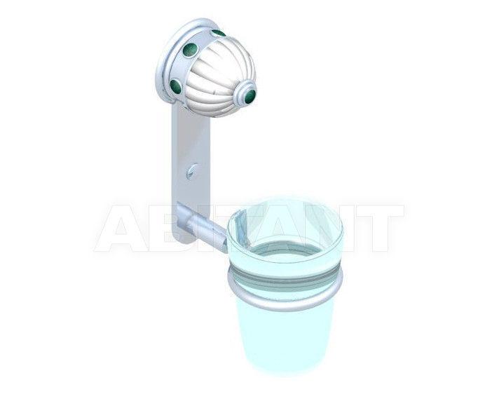 Купить Стаканодержатель THG Bathroom A1S.536 Cheverny Malachite