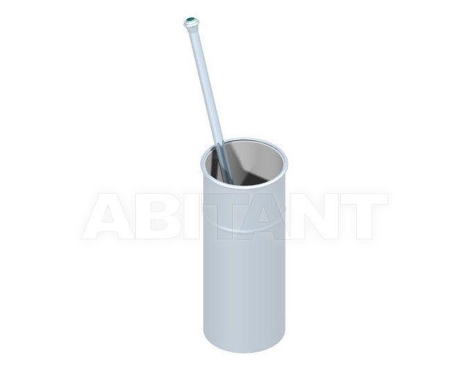 Купить Щетка для туалета THG Bathroom A1S.4700 Cheverny Malachite