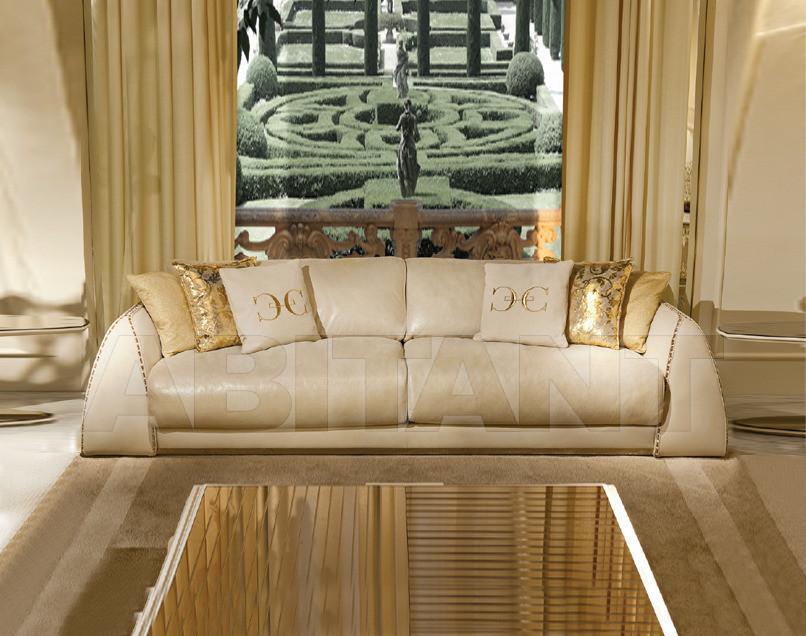 Купить Диван Cornelio Cappellini Haute Couture Of Interiors CELINE.2400/GOLD