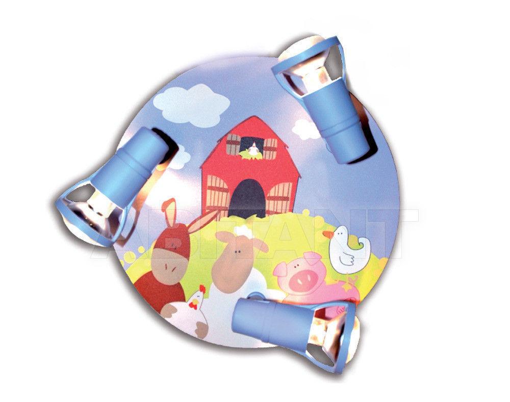 Купить Светильник для детской Waldi Leuchten Lampen Fur Kinder 2012 65912.0