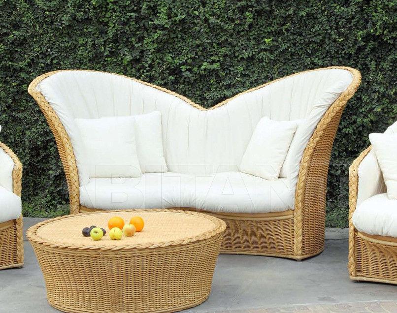 Купить Канапе Frigerio Carlo Funny Wicker MANU 2 seater sofa