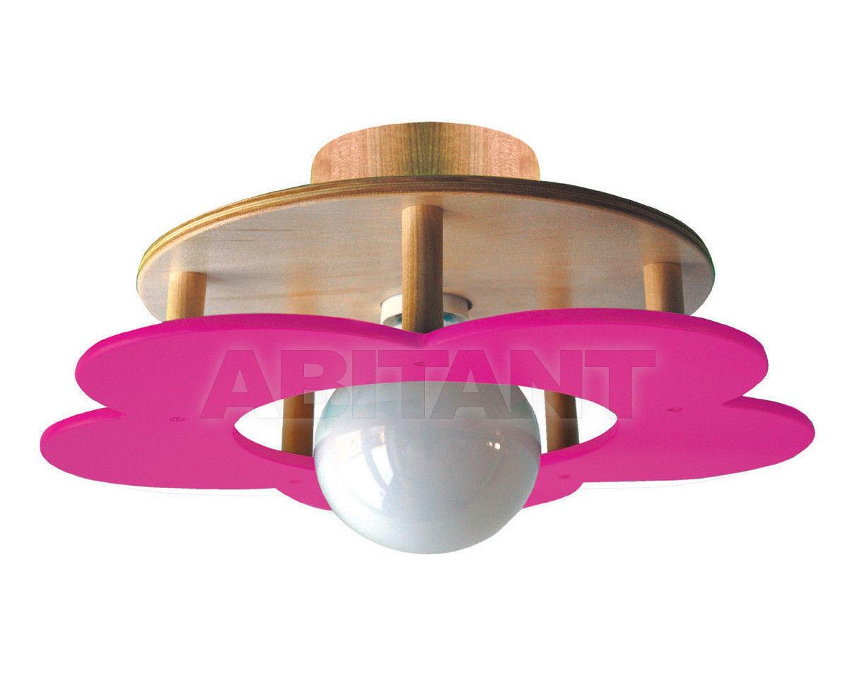 Купить Светильник для детской  Waldi Leuchten Lampen Fur Kinder 2012 65641.0 rosa