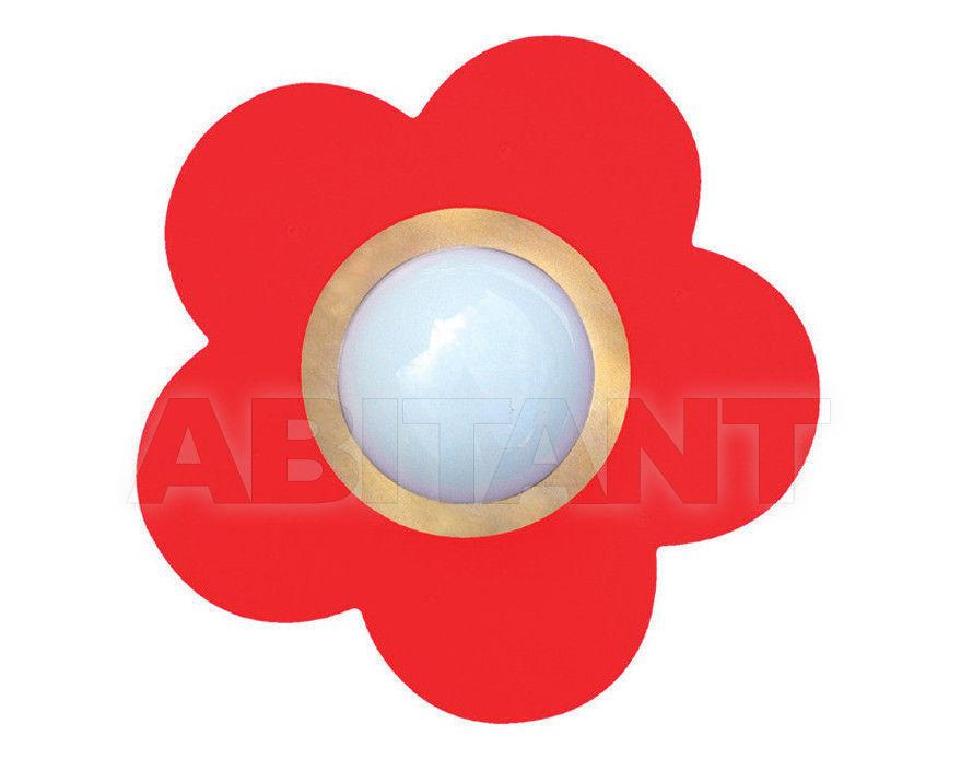 Купить Светильник для детской  Waldi Leuchten Lampen Fur Kinder 2012 65644.0 rot