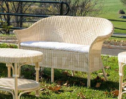 Купить Диван для террасы Frigerio Carlo Funny Wicker ALFA 2seater sofa