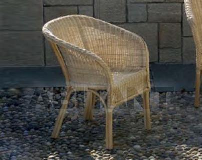 Купить Стул с подлокотниками Frigerio Carlo Rattan Living WF106 armchair