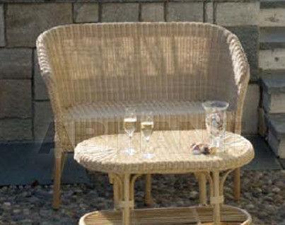 Купить Канапе Frigerio Carlo Funny Wicker WF106 2 seater sofa