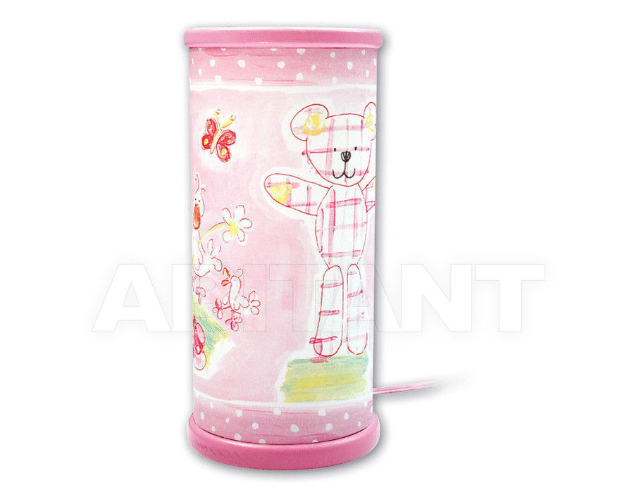 Купить Светильник для детской Teddy Waldi Leuchten Lampen Fur Kinder 2012 81232.1