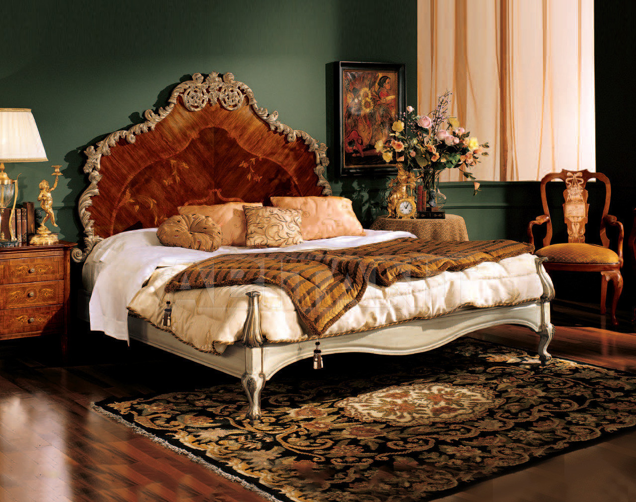 Купить Кровать    Palmobili S.r.l. Exellence 796