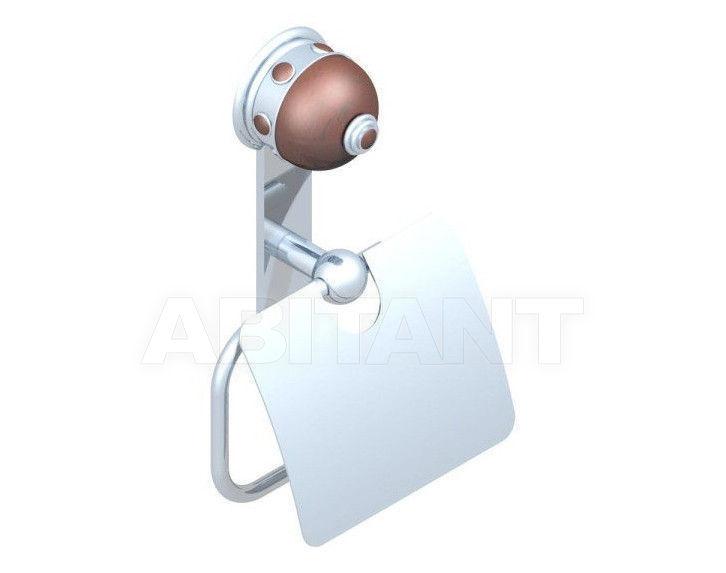 Купить Держатель для туалетной бумаги THG Bathroom A1X.538AC Sully red Jasper