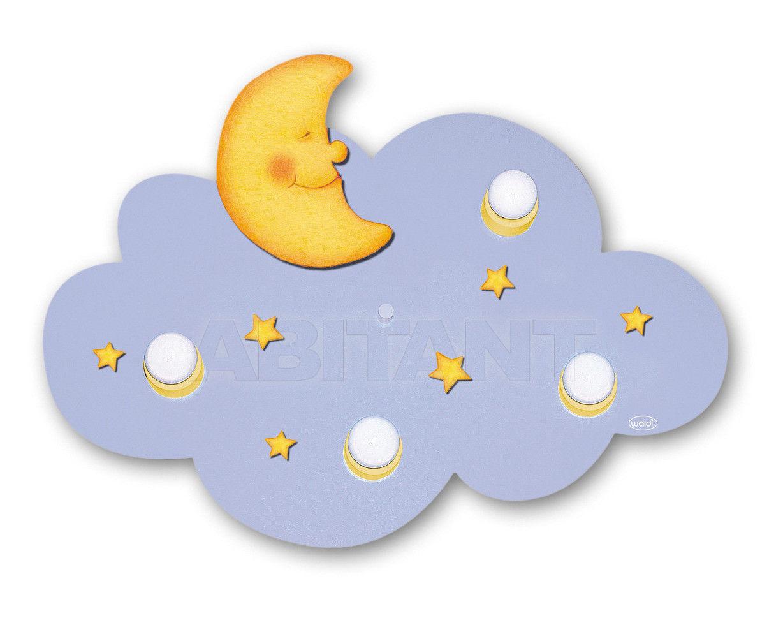 Купить Светильник для детской  Waldi Leuchten Lampen Fur Kinder 2012 65142.0