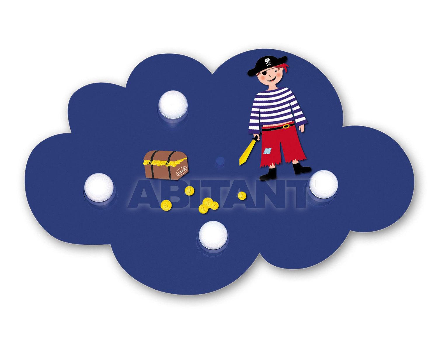 Купить Светильник для детской  Waldi Leuchten Lampen Fur Kinder 2012 65109.0