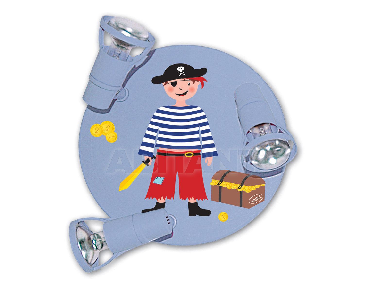 Купить Светильник для детской  Waldi Leuchten Lampen Fur Kinder 2012 65222.0