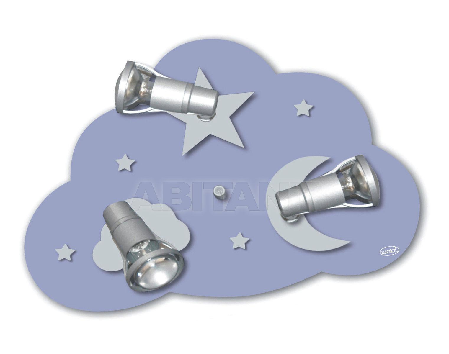 Купить Светильник для детской  Waldi Leuchten Lampen Fur Kinder 2012 65902.0
