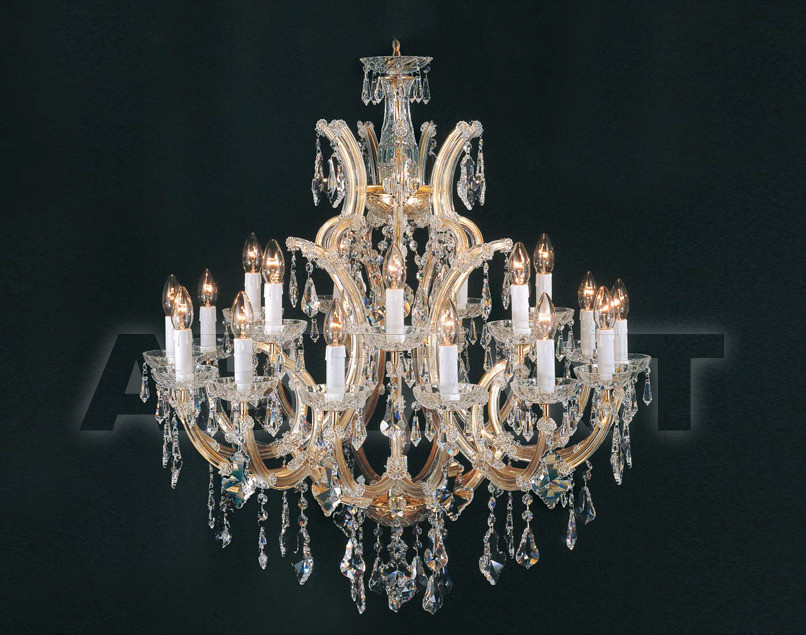 Купить Люстра Arlati s.a.s. di F.Arlati & C. 2013 1535/21+1SS