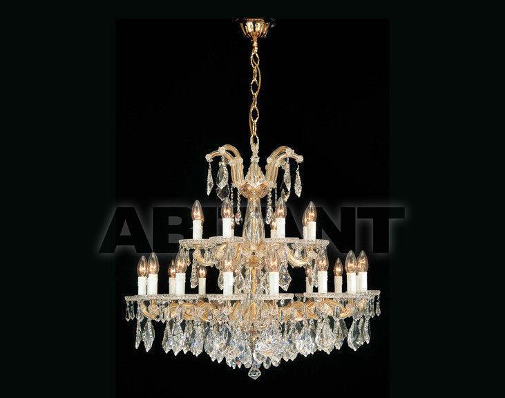 Купить Люстра Arlati s.a.s. di F.Arlati & C. 2013 2997/16+8SS