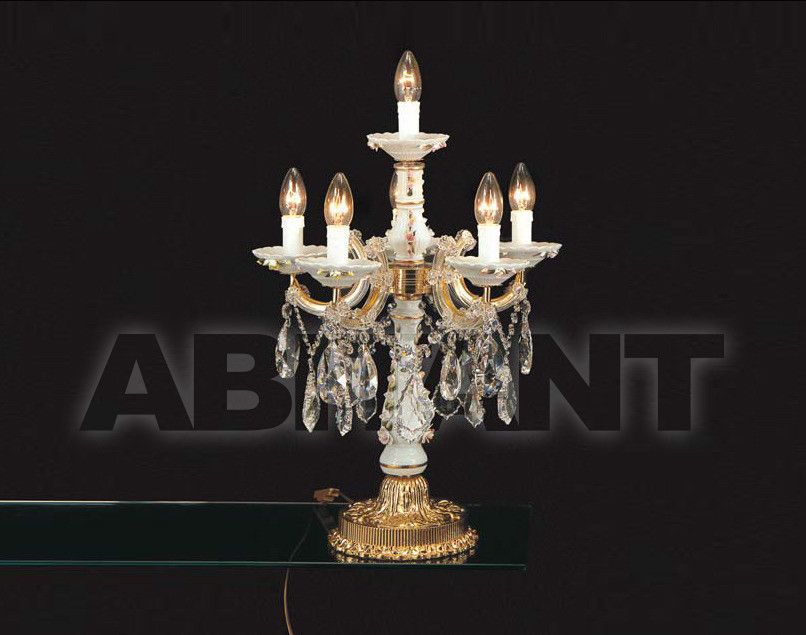 Купить Лампа настольная Arlati s.a.s. di F.Arlati & C. 2013 1629/5+1CC
