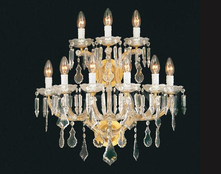 Купить Светильник настенный Arlati s.a.s. di F.Arlati & C. 2013 1513/9CC