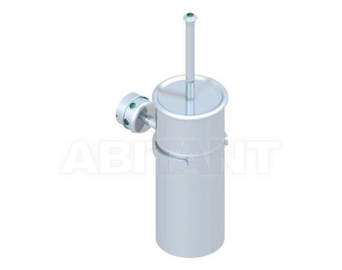 Купить Держатель для туалетной щетки THG Bathroom A1V.4720C Sully Malachite