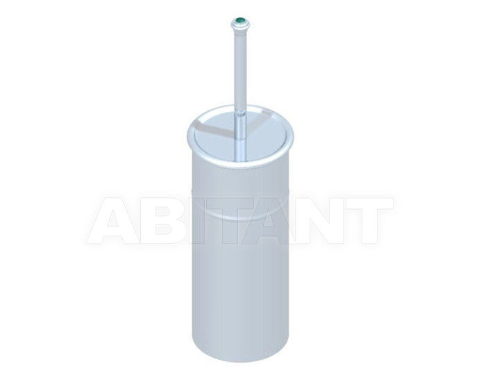 Купить Щетка для туалета THG Bathroom A1V.4700C Sully Malachite