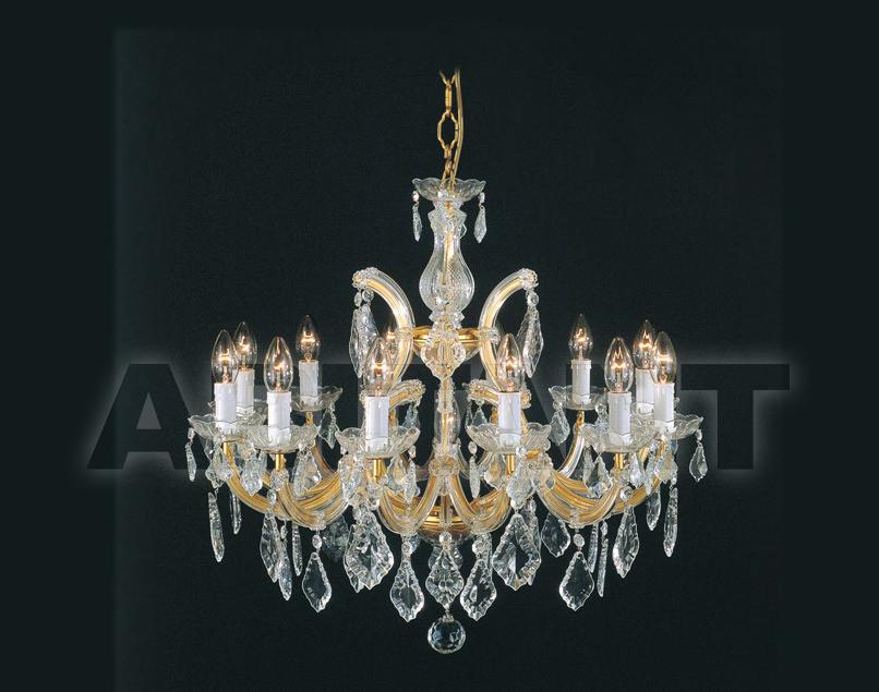 Купить Люстра Arlati s.a.s. di F.Arlati & C. 2013 3293/12+1HC
