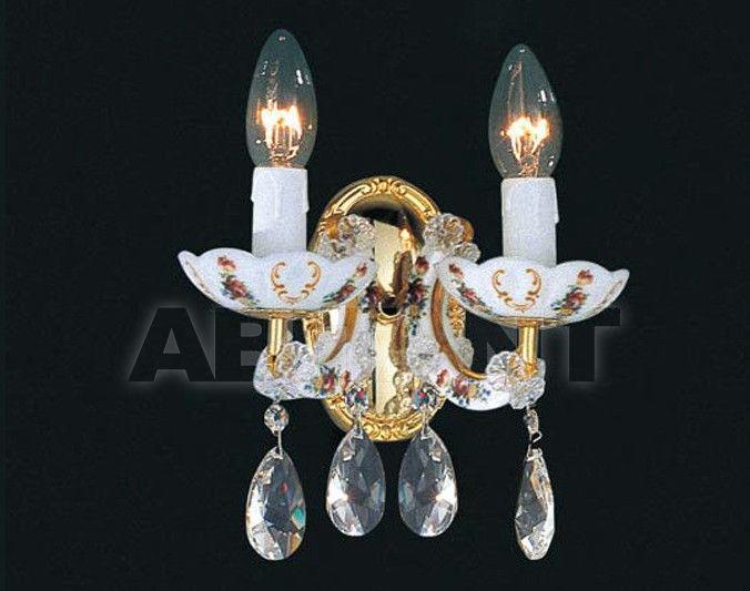 Купить Светильник настенный Arlati s.a.s. di F.Arlati & C. 2013 3323/2HC