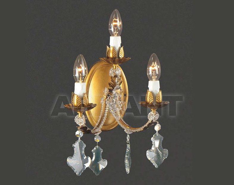 Купить Светильник настенный Arlati s.a.s. di F.Arlati & C. 2013 3341/3SS