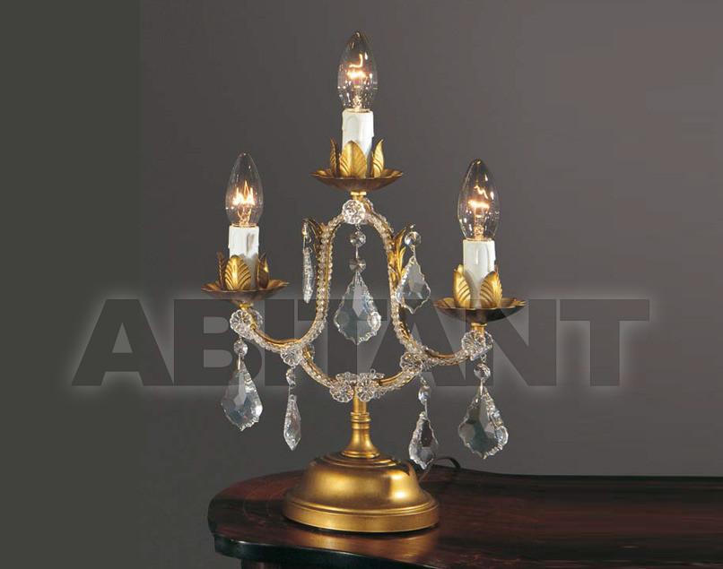 Купить Лампа настольная Arlati s.a.s. di F.Arlati & C. 2013 3343/3CC