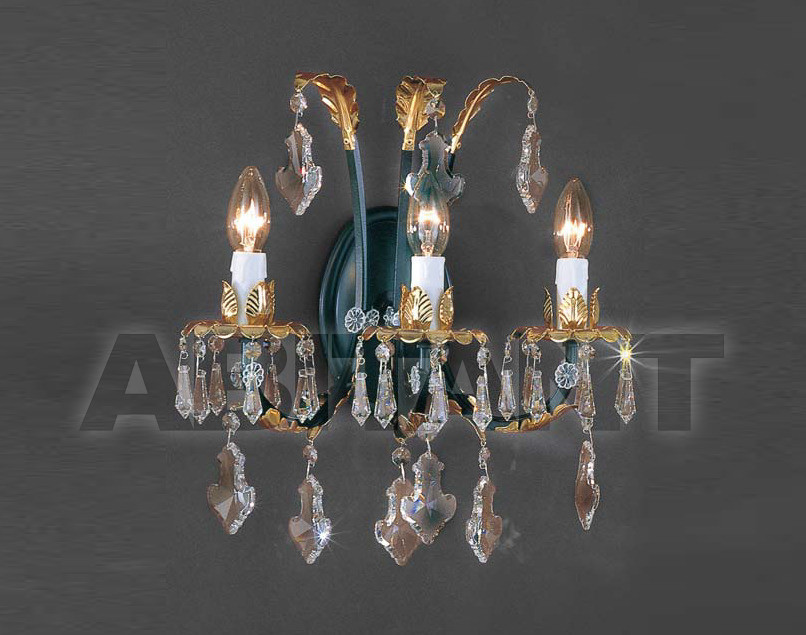 Купить Светильник настенный Arlati s.a.s. di F.Arlati & C. 2013 3330/3SS