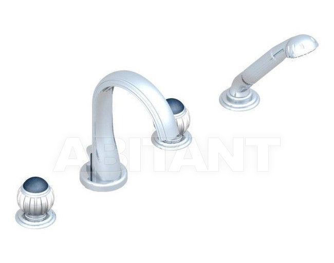 Купить Смеситель для ванны THG Bathroom A8S.112B Vogue Lapis Lazuli