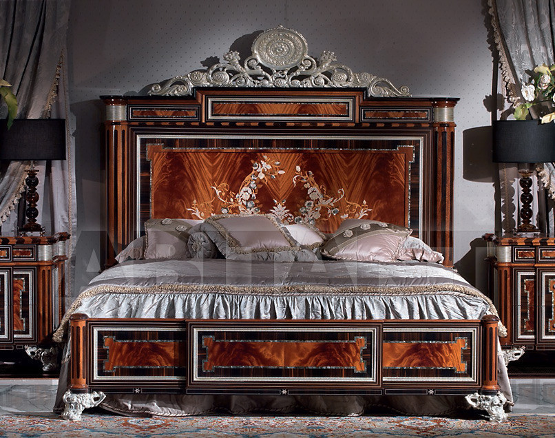 Купить Кровать Armando Rho Elegance A976