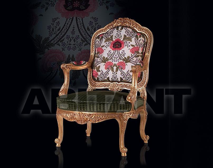 Купить Стул с подлокотниками Armando Rho Elegance A1021