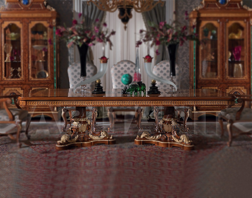 Купить Стол обеденный Armando Rho Elegance A1054