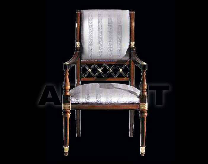Купить Стул с подлокотниками Armando Rho Elegance B923
