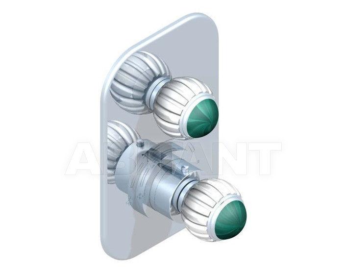 Купить Смеситель термостатический THG Bathroom A8M.5300B Vogue Malachite