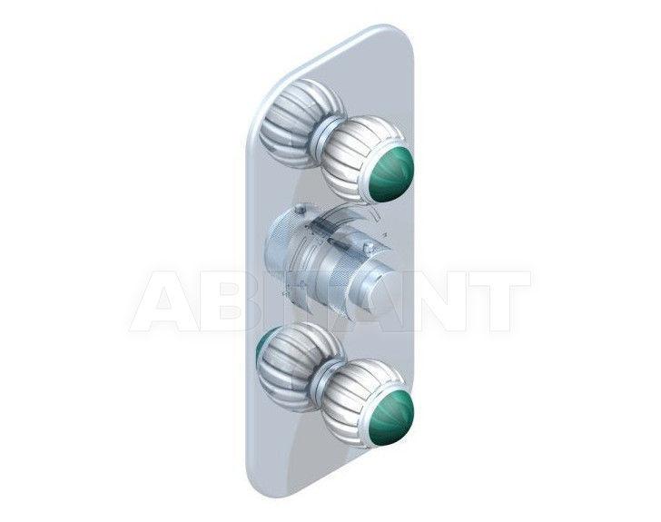 Купить Смеситель термостатический THG Bathroom A8M.5400B Vogue Malachite