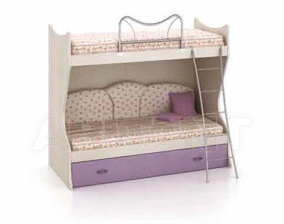 Купить Кровать детская Effedue Mobili Infinity 5573