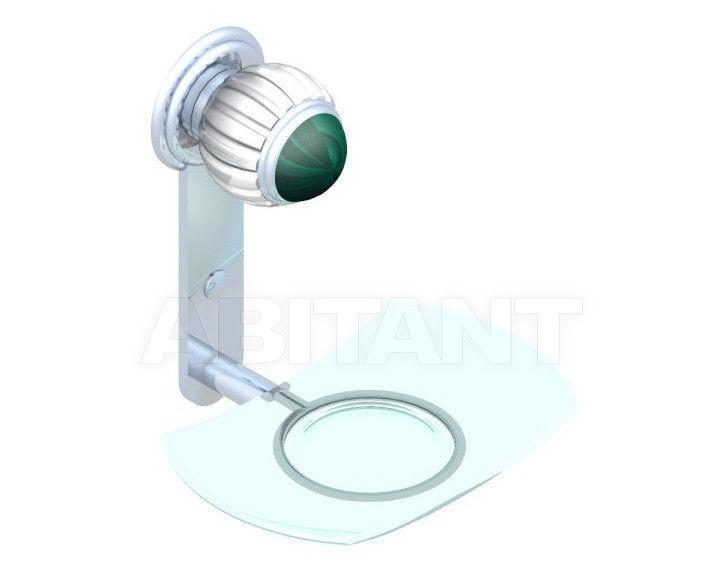 Купить Мыльница THG Bathroom A8M.500 Vogue Malachite