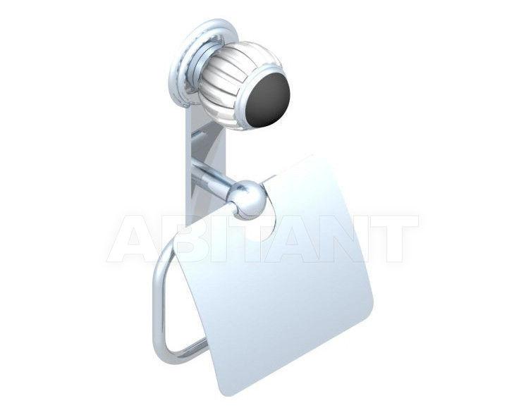 Купить Держатель для туалетной бумаги THG Bathroom A8P.538AC Vogue black onyx