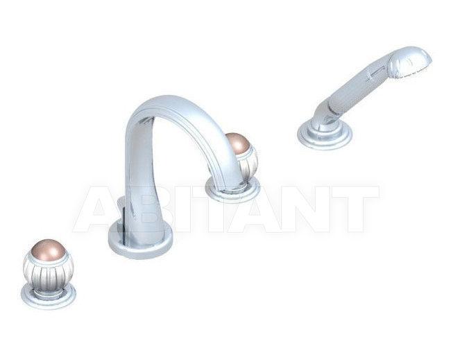 Купить Смеситель для ванны THG Bathroom A8H.112B Vogue Rose Quartz