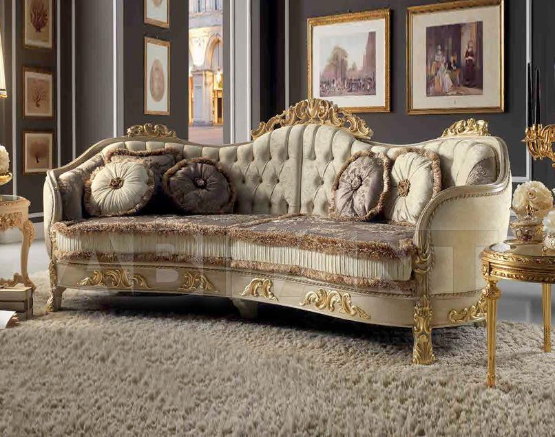 Купить Диван Classic Stile/Arredo&sofa Settembre 2012 Augustus Divano 3 posti