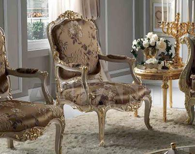 Купить Кресло Classic Stile/Arredo&sofa Settembre 2012 Luigi Filippo Poltrona Filippo
