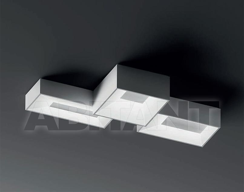 Купить Светильник Vibia Grupo T Diffusion, S.A. Ceiling Lamps 5384.