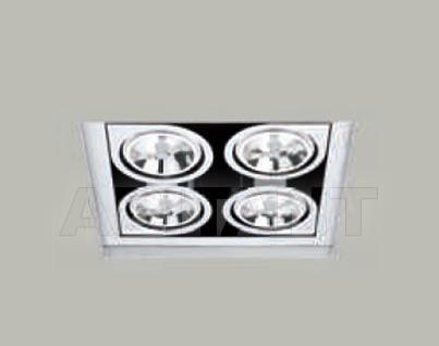 Купить Встраиваемый светильник Vibia Grupo T Diffusion, S.A. Ceiling Lamps 8148. 9018.
