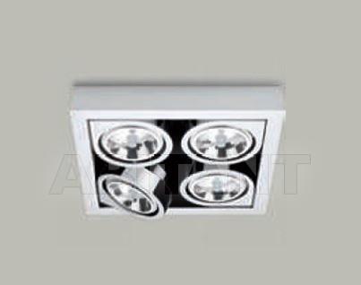 Купить Встраиваемый светильник Vibia Grupo T Diffusion, S.A. Ceiling Lamps 8148. 9028.