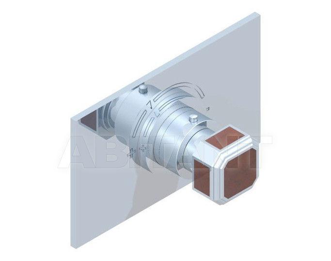 Купить Смеситель термостатический THG Bathroom A3B.5100B Medicis red Jasper