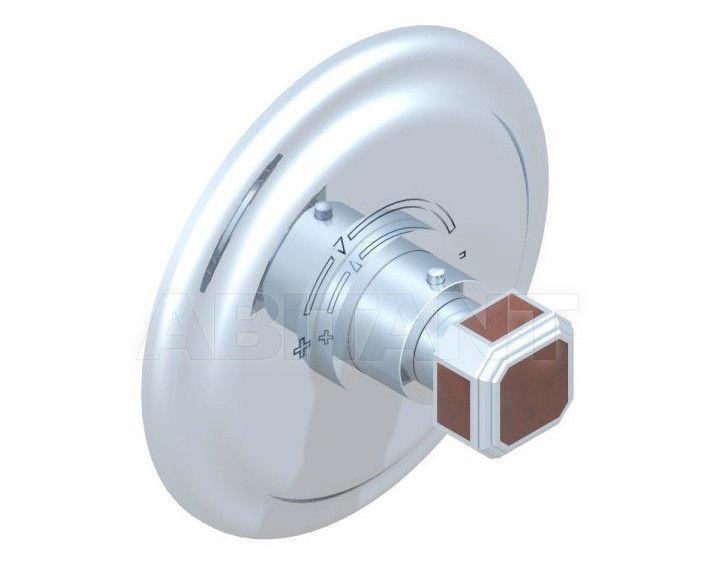 Купить Смеситель термостатический THG Bathroom A3B.5100BR Medicis red Jasper