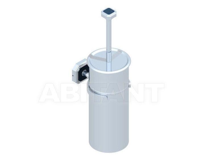 Купить Щетка для туалета THG Bathroom A3E.4720C Médicis Lapis Lazuli
